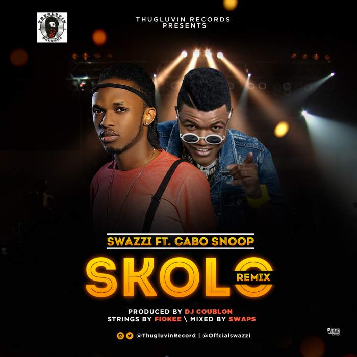 Swazzi - Skolo (Remix) (feat. Cabo Snoop)
