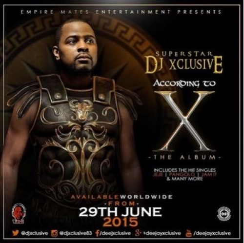 DJ Xclusive - Promise (feat. Ice Prince)