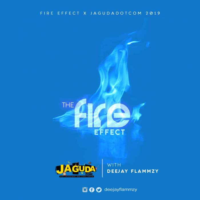 DJ Flammzy - The Fire Effect Mixtape 2019