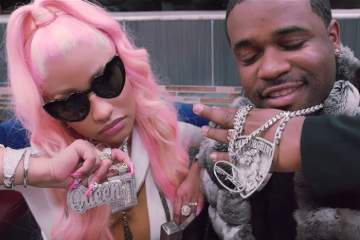 Video: Mike WiLL Made-It, A$AP Rocky, A$AP Ferg & Nicki Minaj - Runnin