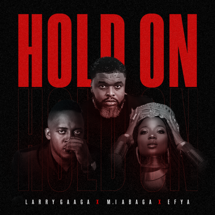 Larry Gaaga - Hold On (feat. M.I Abaga & Efya)