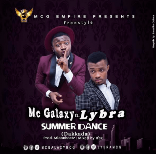 MC Galaxy - Summer Dance (feat. Lybra)