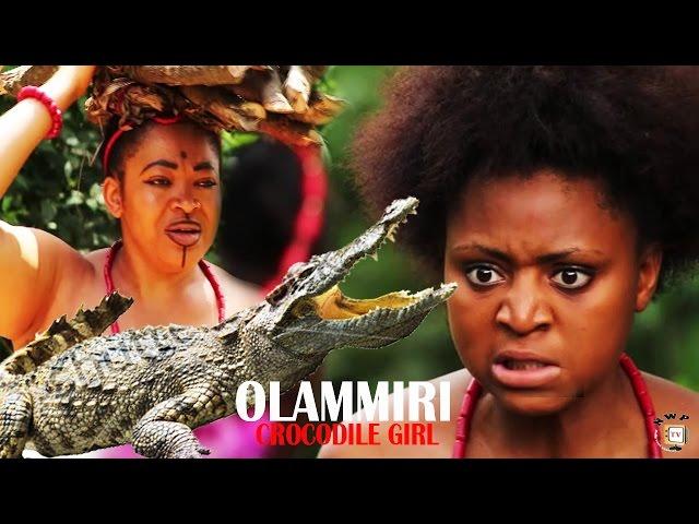 Olammiri The Crocodile Girl