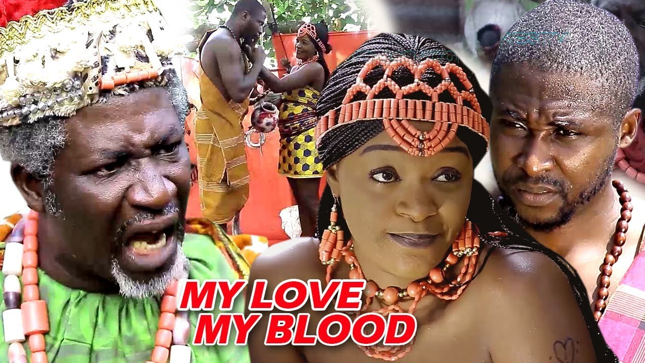 My Love My Blood (2018)