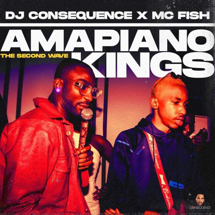 DJ Consequence & MC Fish - Amapiano Kings Mixtape (The Second Wave)