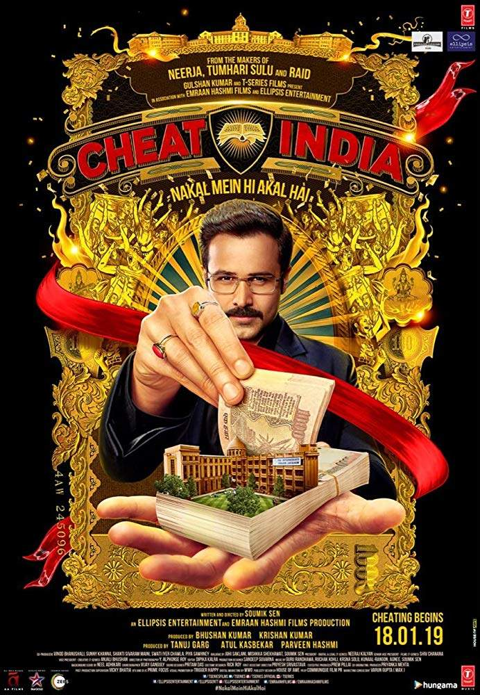 Why Cheat India (2019) [Indian]