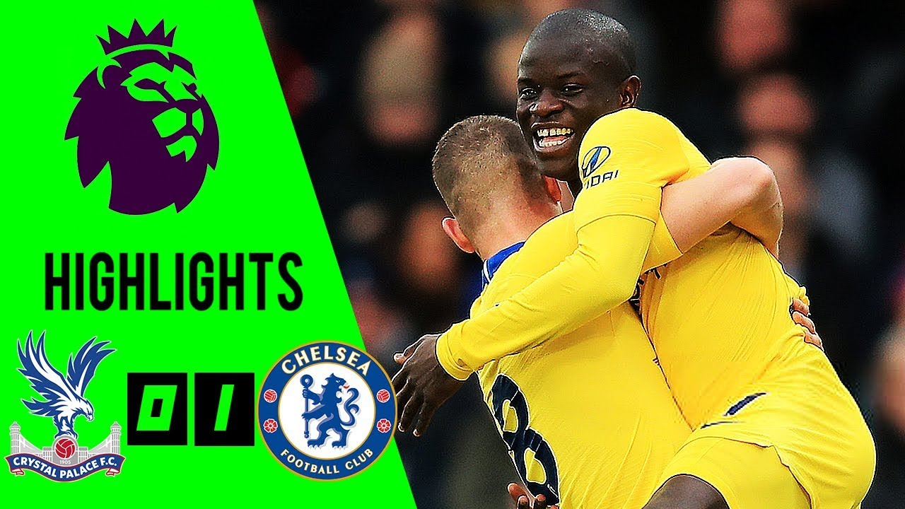 Crystal Palace 0 - 1 Chelsea (Dec-30-2018) Premier League Highlights
