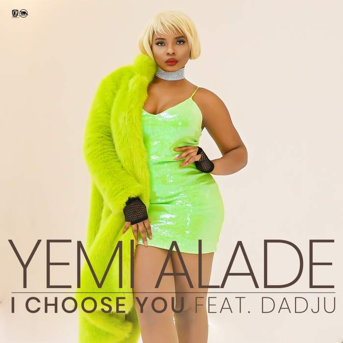 Yemi Alade - I Choose You (feat. Dadju)