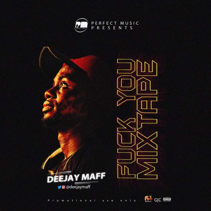 DJ Maff - Fvck You Mixtape