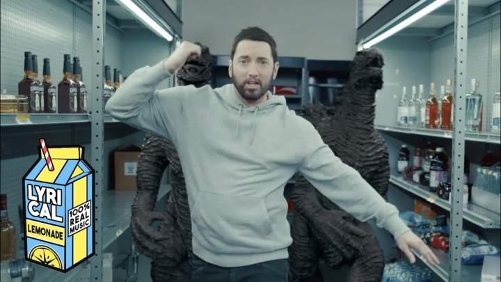 Eminem - Godzilla (feat. Juice WRLD)