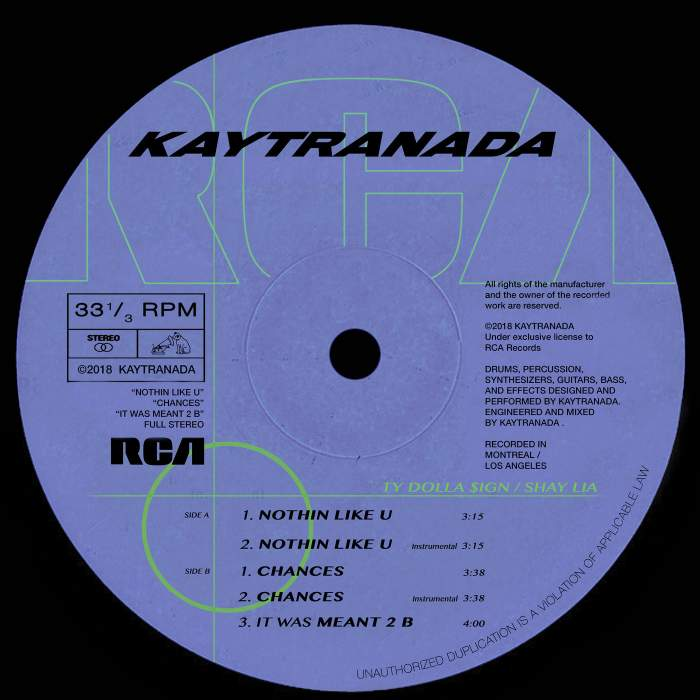 Kaytranada & Ty Dolla Sign - NOTHIN LIKE U