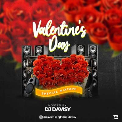 DJ Mix: DJ Davisy - Valentine's Day Special Mix