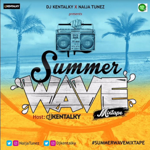 DJ Kentalky - Summer Wave Mix