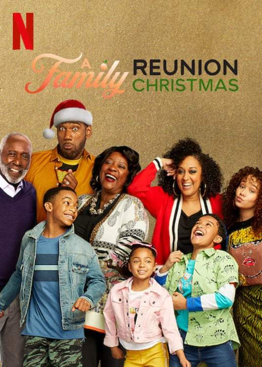 A Family Reunion Christmas (2019)