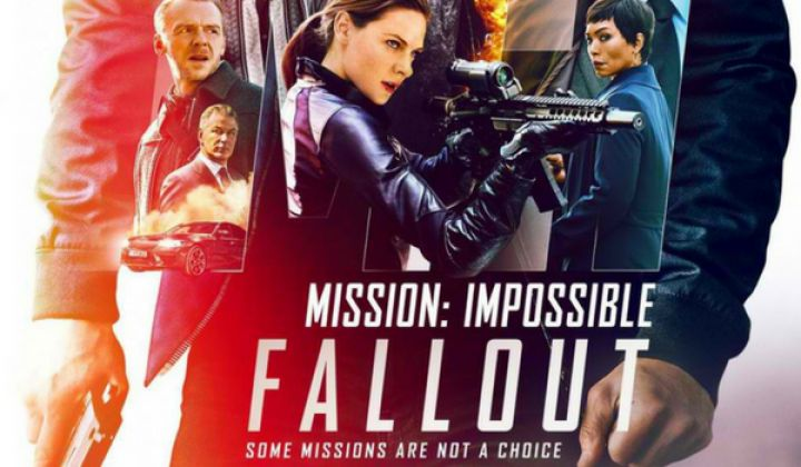 Mission: Impossible - Fallout (2018) [CAMRip]