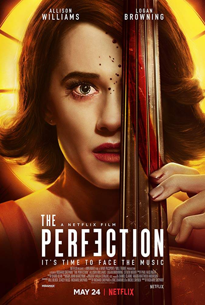 FRESH MOVIE:The Perfection (2018)