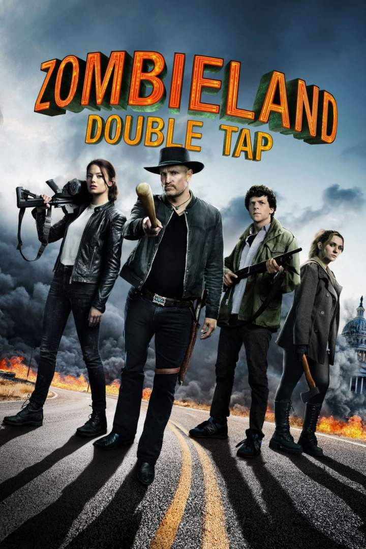 Zombieland: Double Tap (2019) [HC-HDRip]
