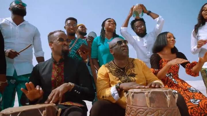Sammie Okposo - Chukwu Ebube (feat. Micheal Stuckey)