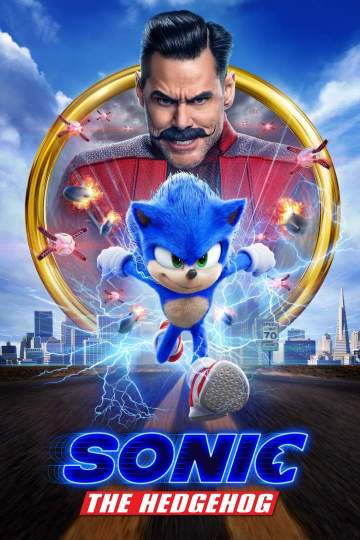 Movie: Sonic the Hedgehog (2020)