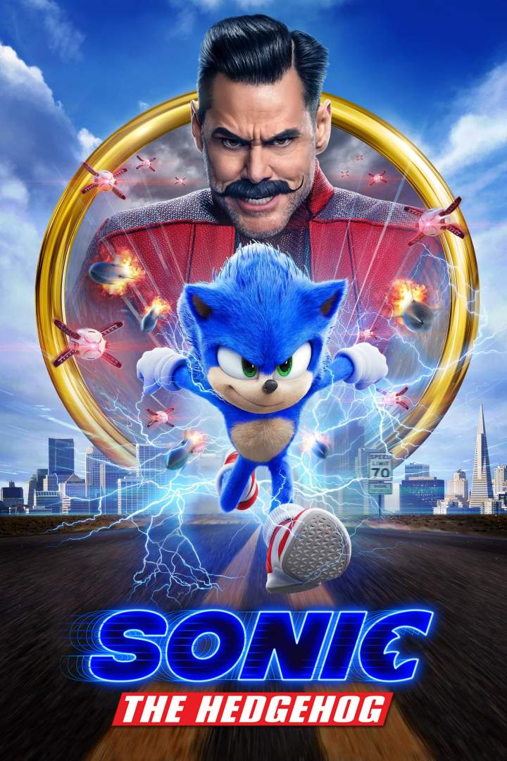 Sonic the Hedgehog (2020) [HC-HDRip]