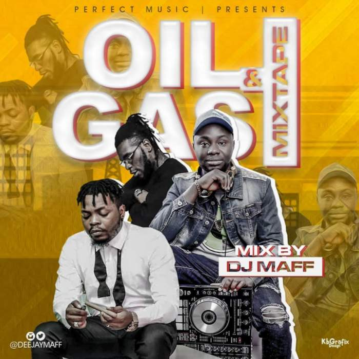 DJ Maff - Oil & Gas Mixtape