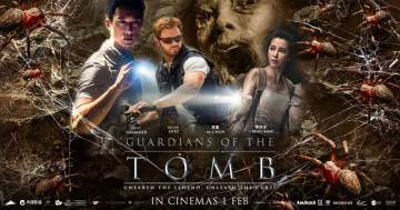 Download Movie: Guardians of the Tomb (2018)