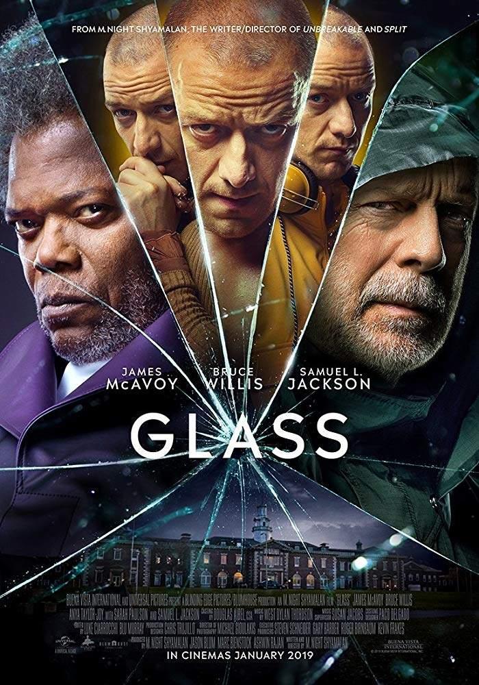 MOVIE :Glass (2019)