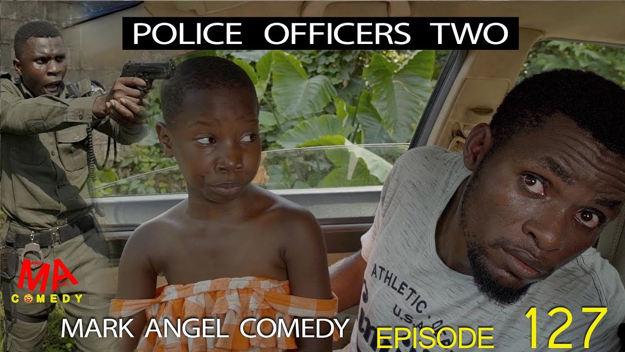 Mark Angel Comedy - Episode 127 (Police Officers 2)