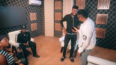 Video: Magnito - Relationship Be Like (Part 8) [feat. Ice Prince & Basketmouth]