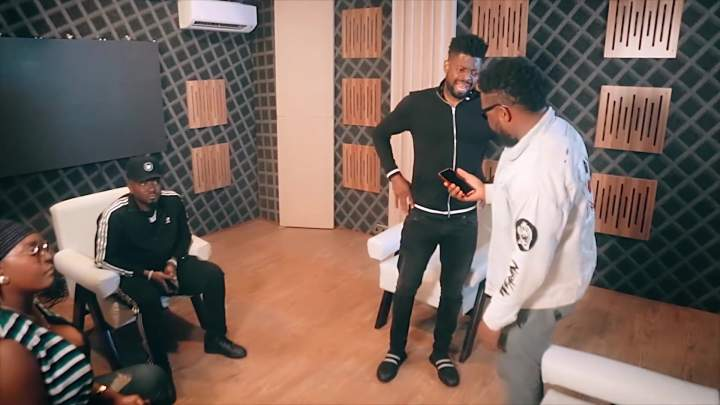 Magnito - Relationship Be Like (Part 8) [feat. Ice Prince & Basketmouth]