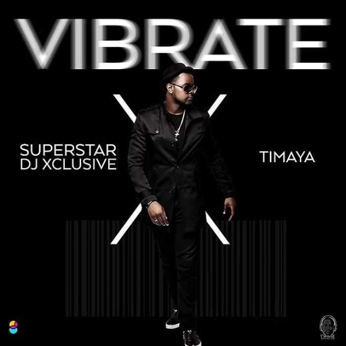 DJ Xclusive - Vibrate (feat. Timaya)