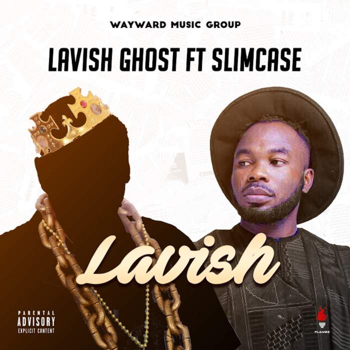 Lavish Ghost - Lavish (feat. Slimcase)
