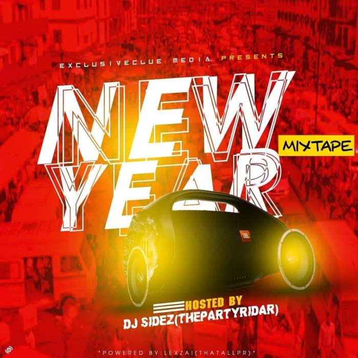 DJ Sidez - ExclusiveClue New Year Mix