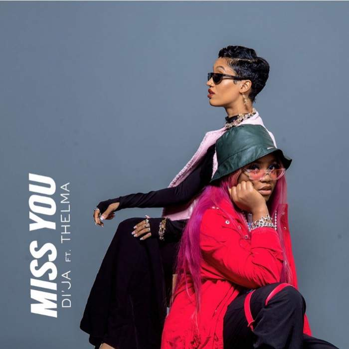 Di'Ja - Miss You (feat. Thelma)