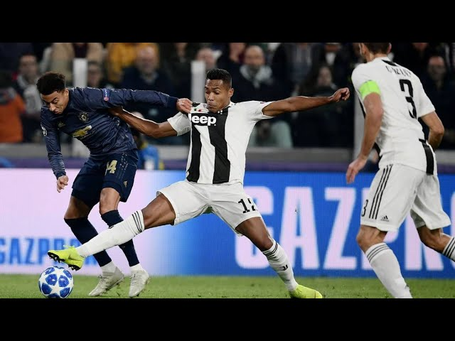 Juventus 1 - 2 Manchester United (Nov-07-2018) Champions League Highlights