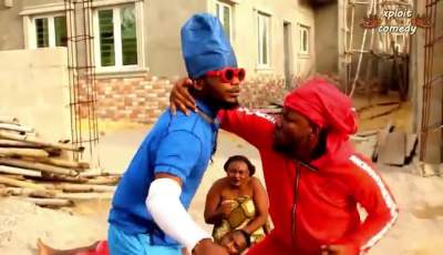 Comedy Skit: Xploit Comedy - Spider Man vs Captain America (Nollywood Version)