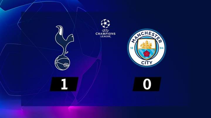 Tottenham 1 - 0 Manchester City (Apr-09-2019) UEFA Champions League Highlights