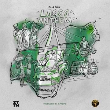 Music: Zlatan - Lagos Anthem (Money No Dey Lagos)