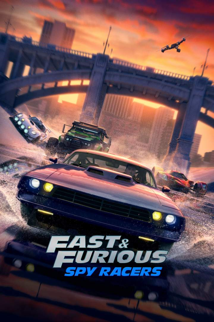Fast & Furious Spy Racers Season 1 Episode 1