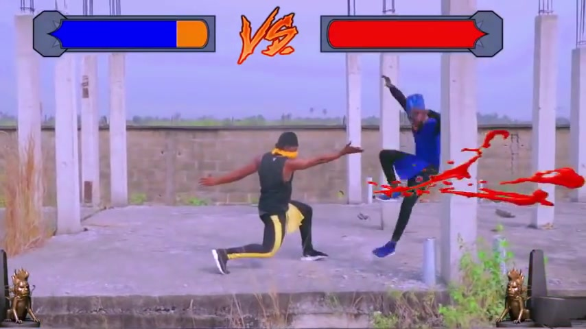 Xploit Comedy - Mortal Kombat (African Version)