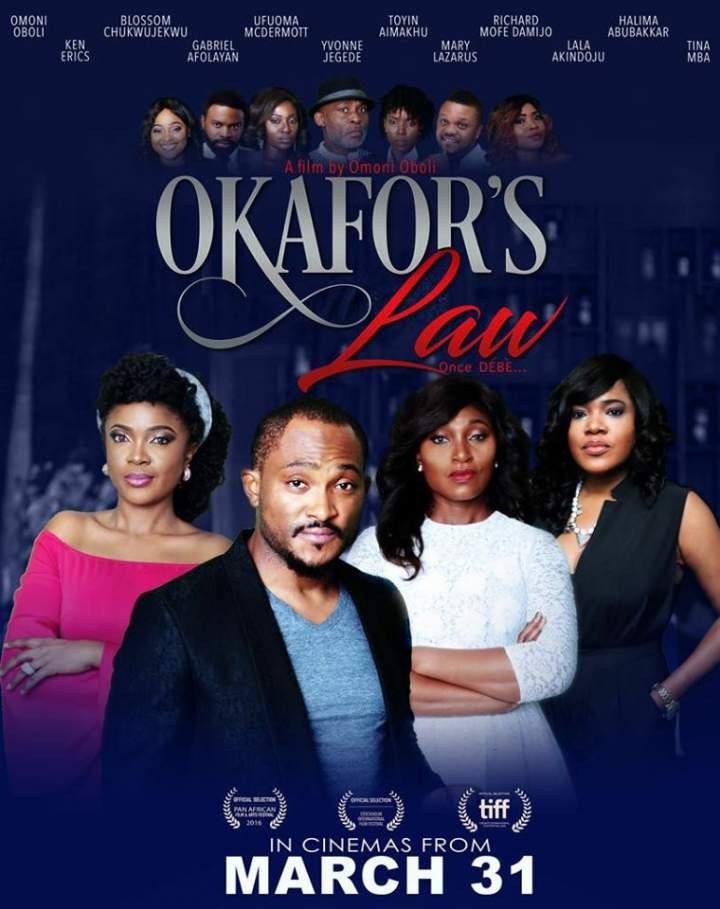 Okafor's Law (2017)