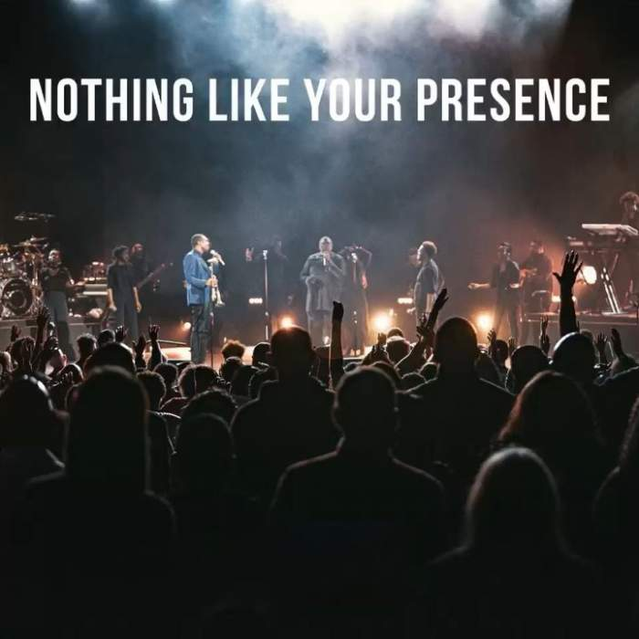 William McDowell - Nothing Like Your Presence (feat. Travis Greene & Nathaniel Bassey)