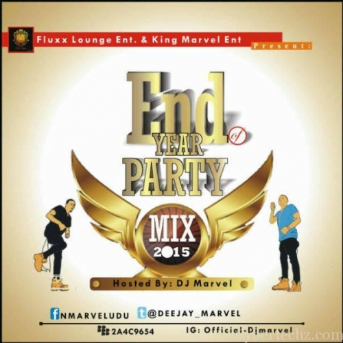 DJ Marvel - End Of Year Party Mix