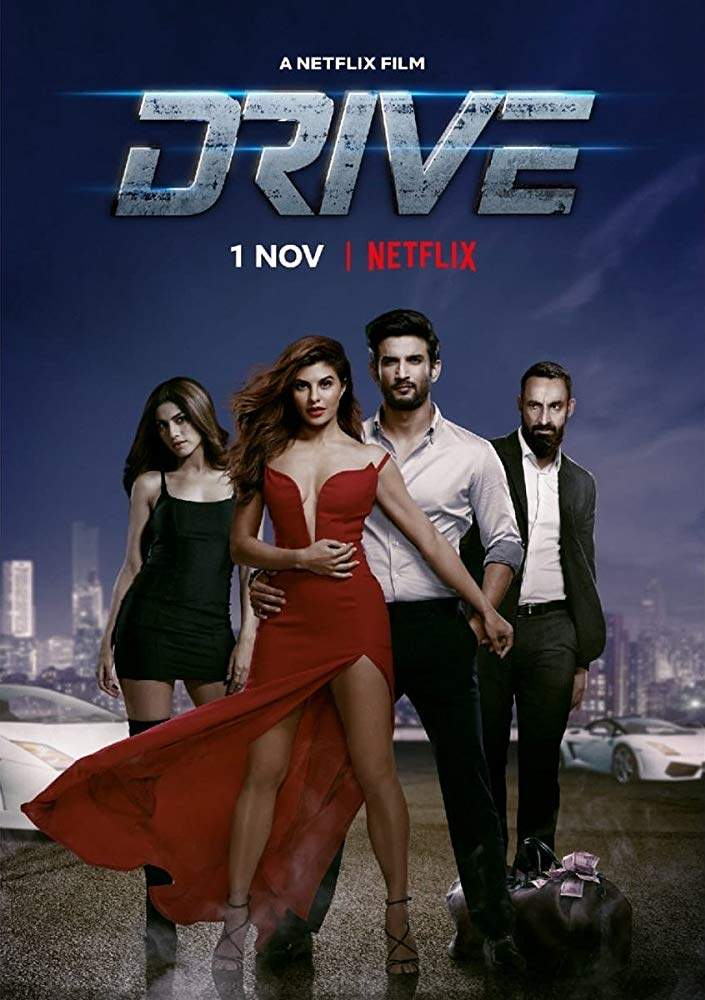 Drive (2019) [Indian]