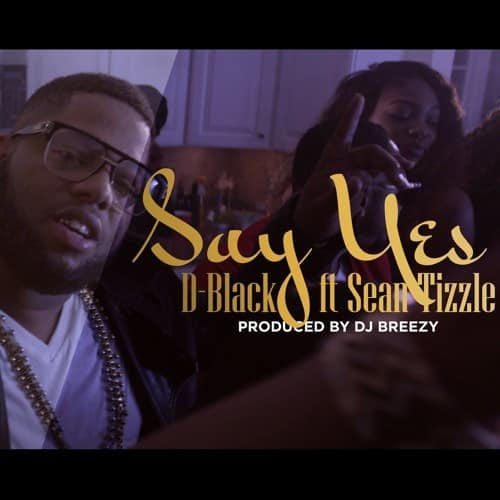 D-Black - Say Yes (feat. Sean Tizzle)
