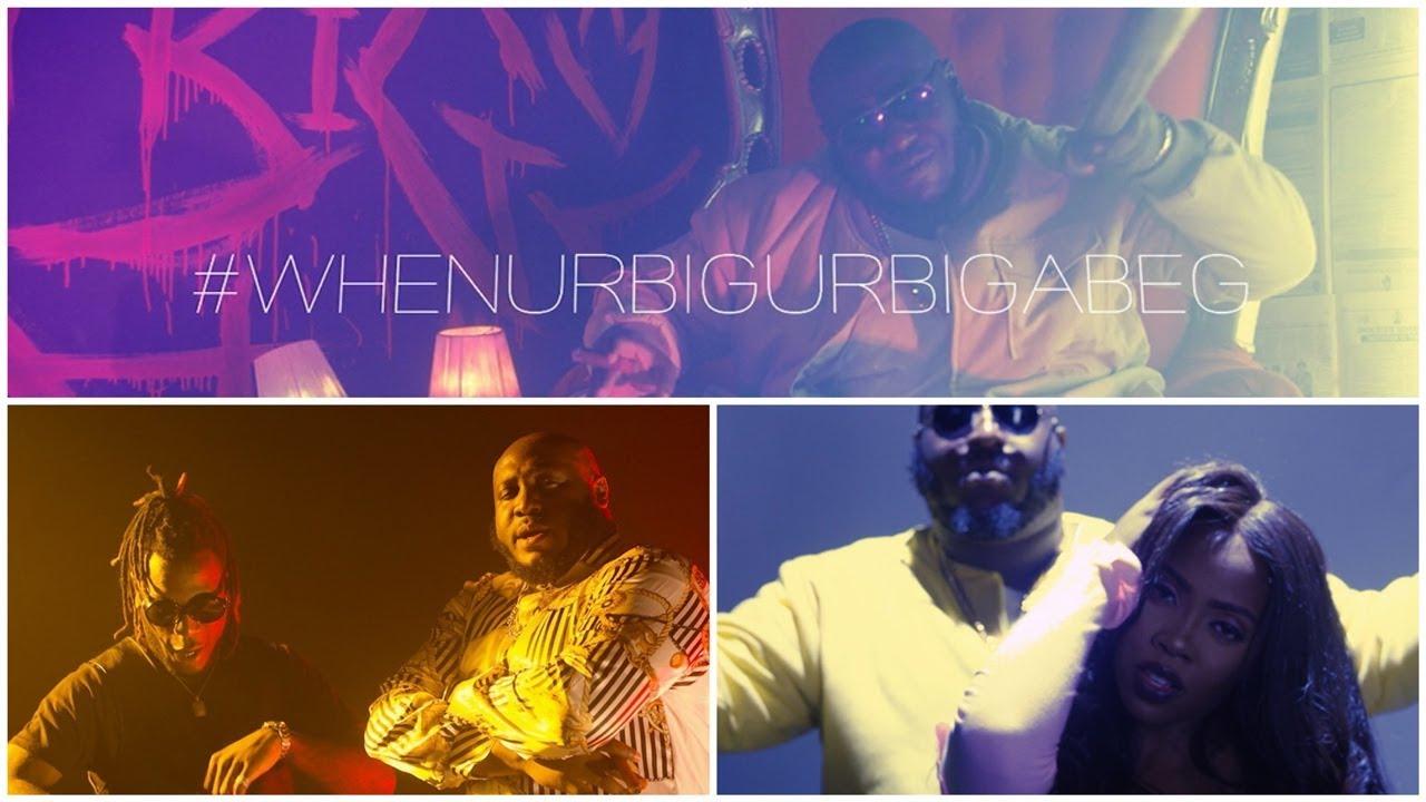 DJ Big N - Anything (feat. Tiwa Savage & Burna Boy)