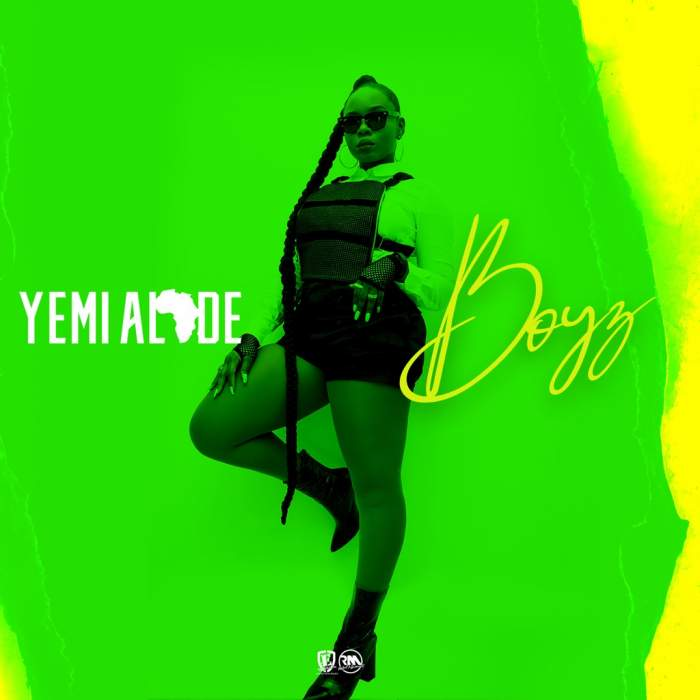 Yemi Alade - Boyz