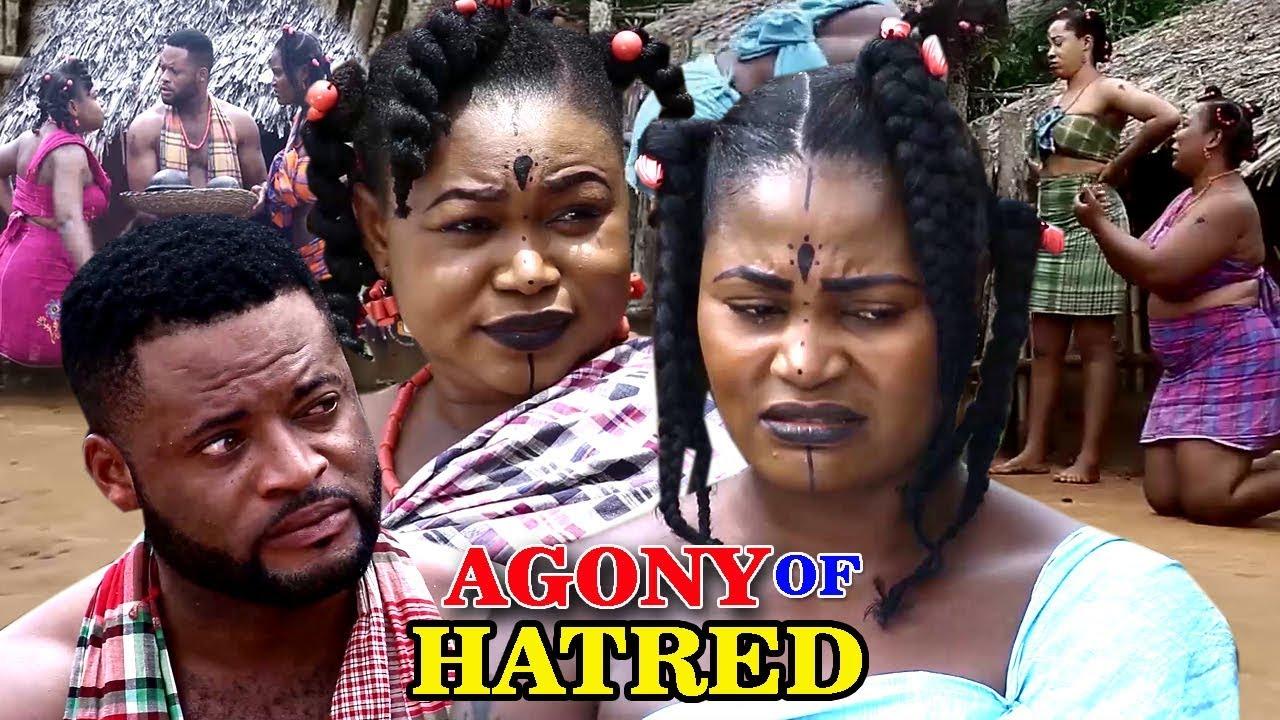 Agony Of Hatred (2018)