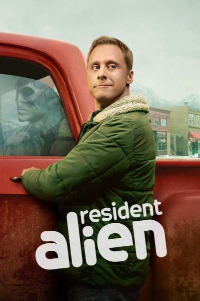 Series Premiere: Resident Alien Season 1 Episode 1 - Pilot