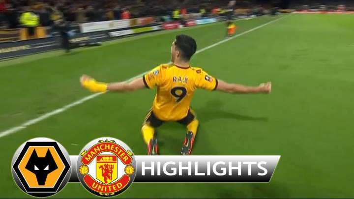 Wolves 2 - 1 Manchester United (Mar-16-2019) FA Cup Highlights